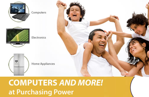 Computers and More at Purchasing Power!